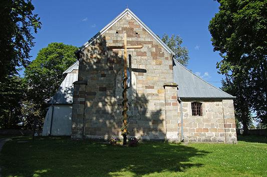 Tarczek - kościół św. Idziego - <br/>Appen Karpaty | Hardlight